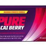 Pure Acai Berry Gewichtsreduktion und Entschlackung