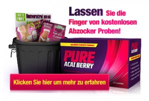 Pure Acai Berry Max Erfahrungsbericht